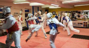 Taekwondo kamp 2